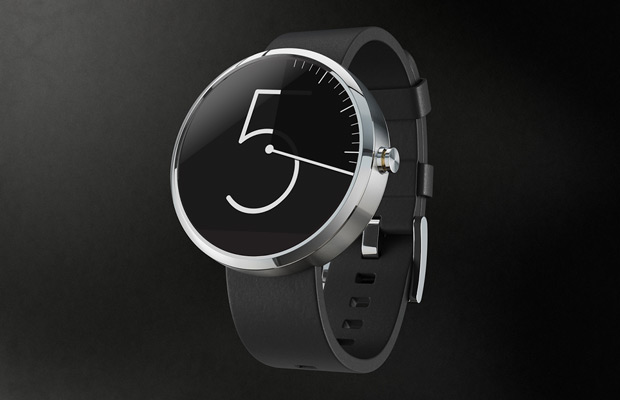 How to make an appearance Moto 360 and the LG G Watch R look beautiful
