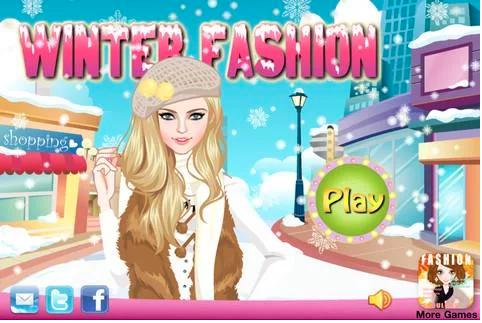 Dress Up - Winter Fashion