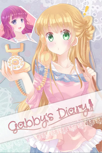 Gabby Diary - Anime Dress Up
