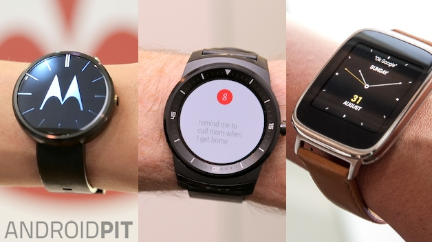 The 3 Best Android Smartwatches We Buy In Early 2015 – Roonby