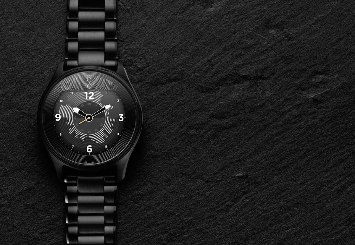 Olio: The Intelligent Watch Brightest Thought by NASA, Apple and Pixar
