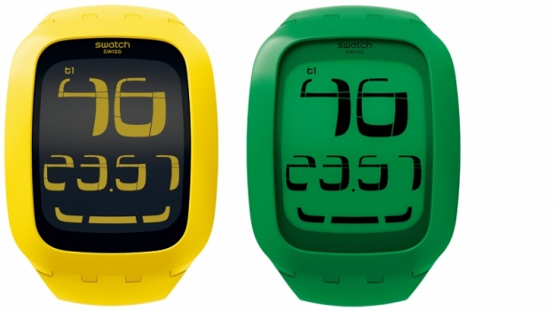 Swatch SmartWatch Not Need to Apple, Launch in 2015