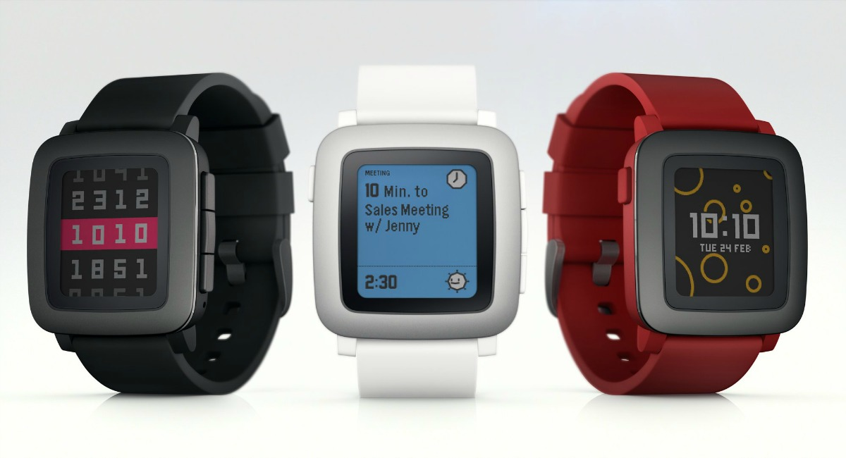 Pebble Time Raises Over $ 20 Million on Kickstarter