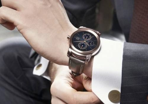 The 'Smartwatch' LG Makes Calls Cost US $ 589