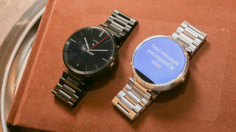 Earliest Image of Moto 360 Second Generation, Coming This Year