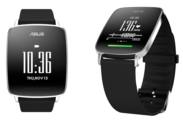 The Asus VivoWatch 10 Days of Battery Will Arrive in May for 149 €