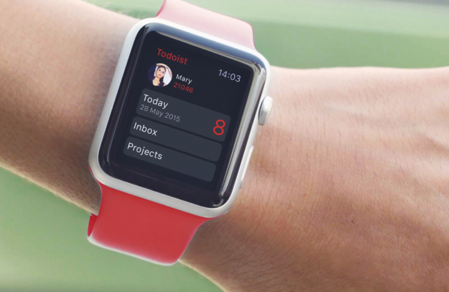 Todoist Now Available for Apple Watch, A Great Task Manager