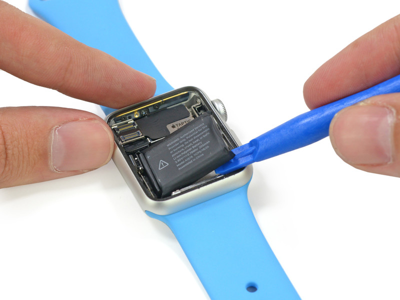 ifixit published apple watch repairs guides roonby. Black Bedroom Furniture Sets. Home Design Ideas
