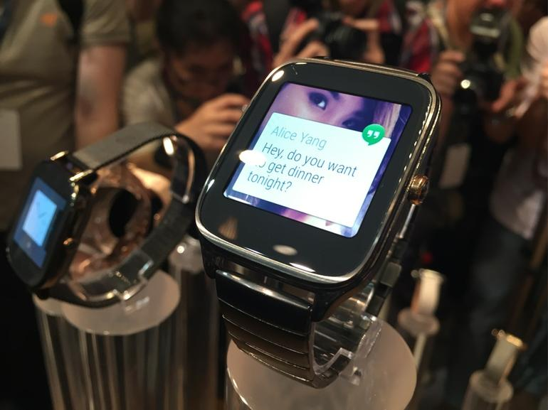 Asus Presents ZenWatch 2 with a New Stylish Design and ...