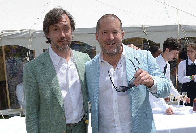 Marc Newson Responds to Criticism About Apple Watch Fashion Industry