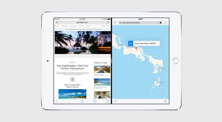 Apple iOS 9 feature