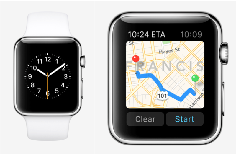 How To Using the Maps on Apple Watch
