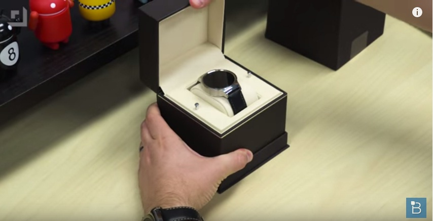 Huawei Watch box