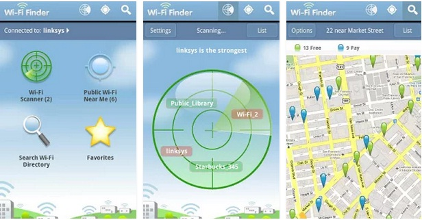 3 best wifi hotspot locator apps roonby. Black Bedroom Furniture Sets. Home Design Ideas