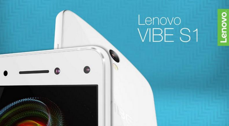 Lenovo Vibe S1, First Lenovo Smartphone with Dual Front ...