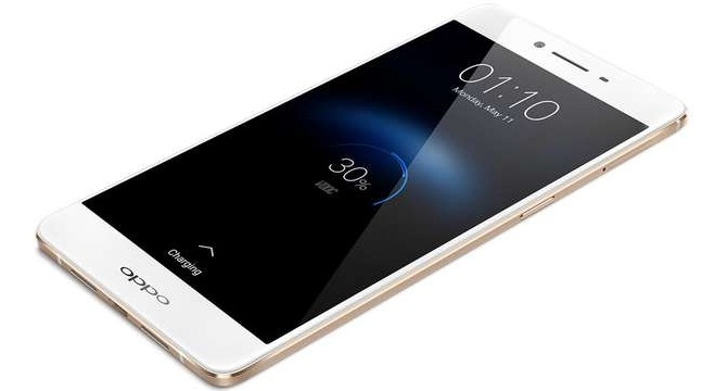 Oppo R7s The First Android Phone with Rose Gold Color