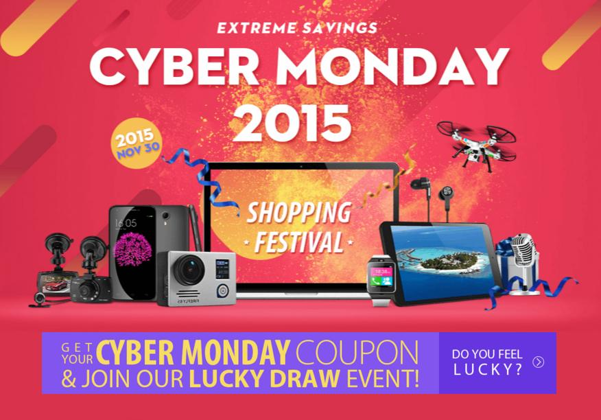 cyber monday gearbest