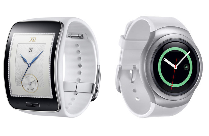 Samsung Gear S vs Gear S2