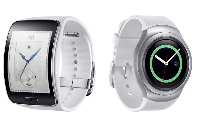 Samsung Gear S vs Gear S2