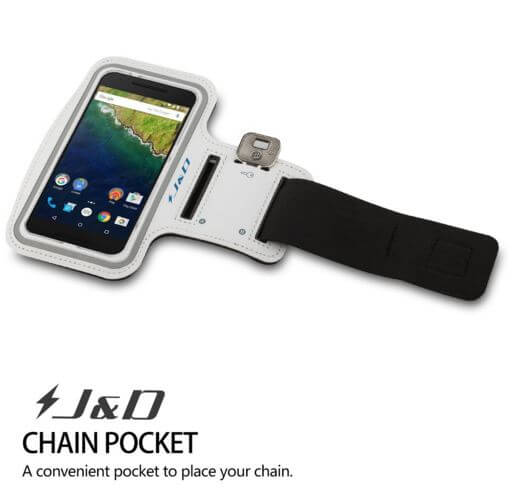 J&D Sports Armband for the Nexus 6P