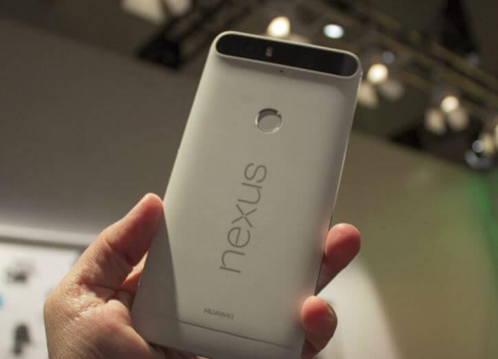 Nexus 6P Gesture