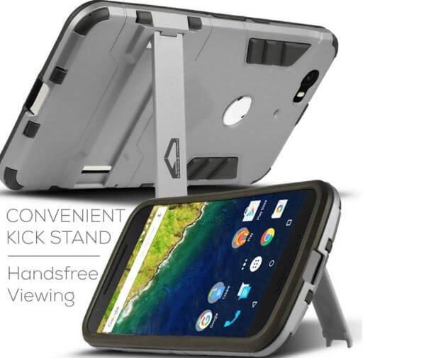 Nexus 6P Kickstand Case