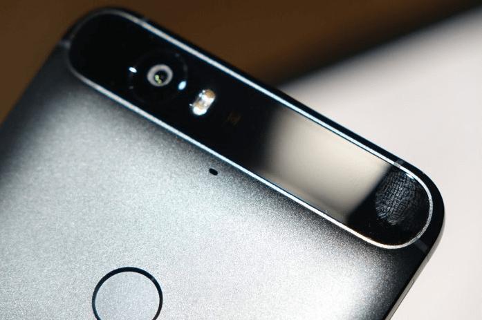 Nexus 6P NFC