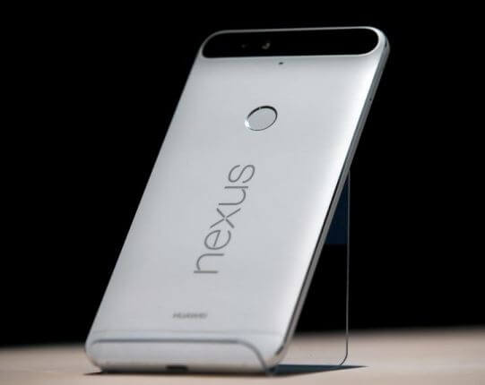 Nexus 6P Sim Card Size