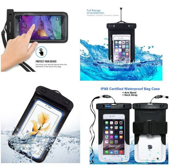 Nexus 6P Waterproof Case