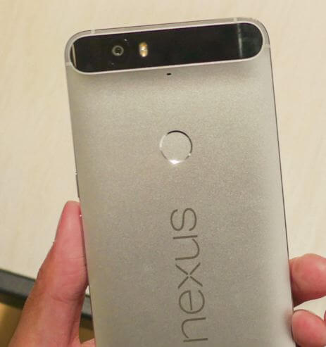 Nexus 6P Waterproof