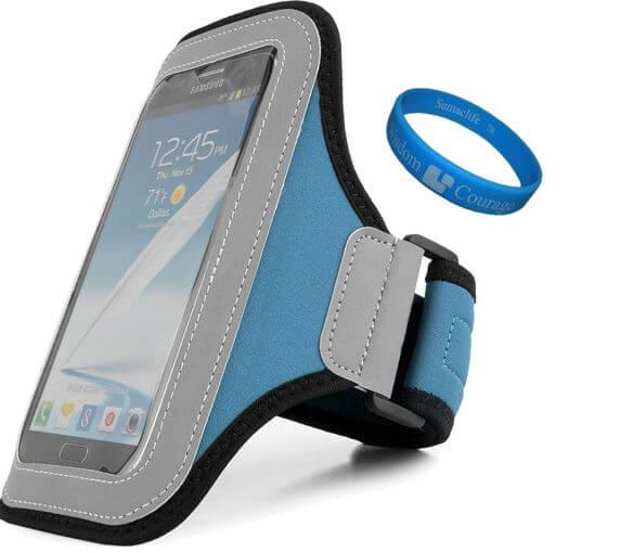 Premium Workout Armband Case for Huawei Google Nexus 6P