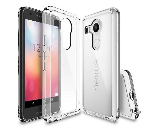 Ringke Fusion Nexus 5X case