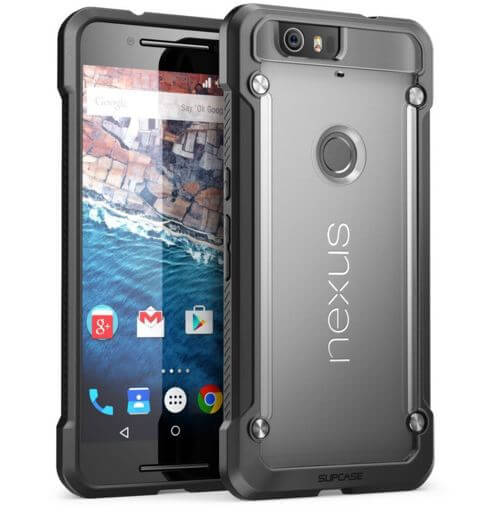 SUPCASE unicorn beatle for nexus 6P
