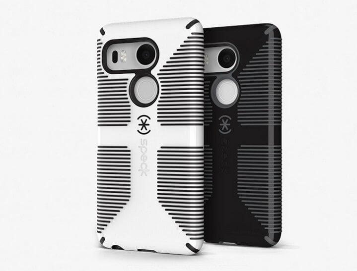 Speck CandyShell Grip Nexus 5X case