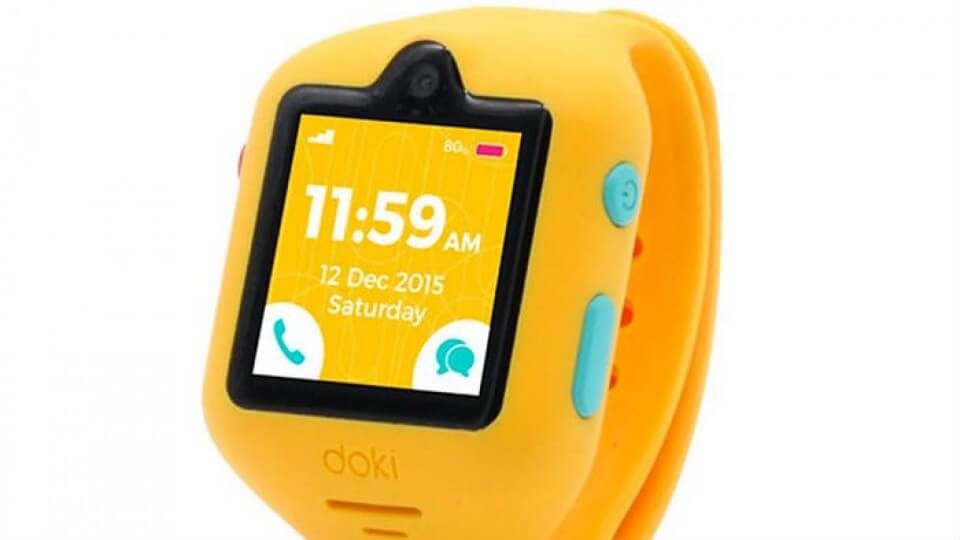 dokiWatch - Smartwatch For Kids