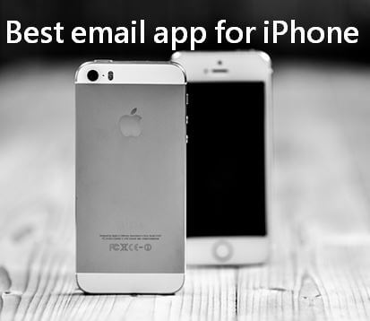 best email app for iphone