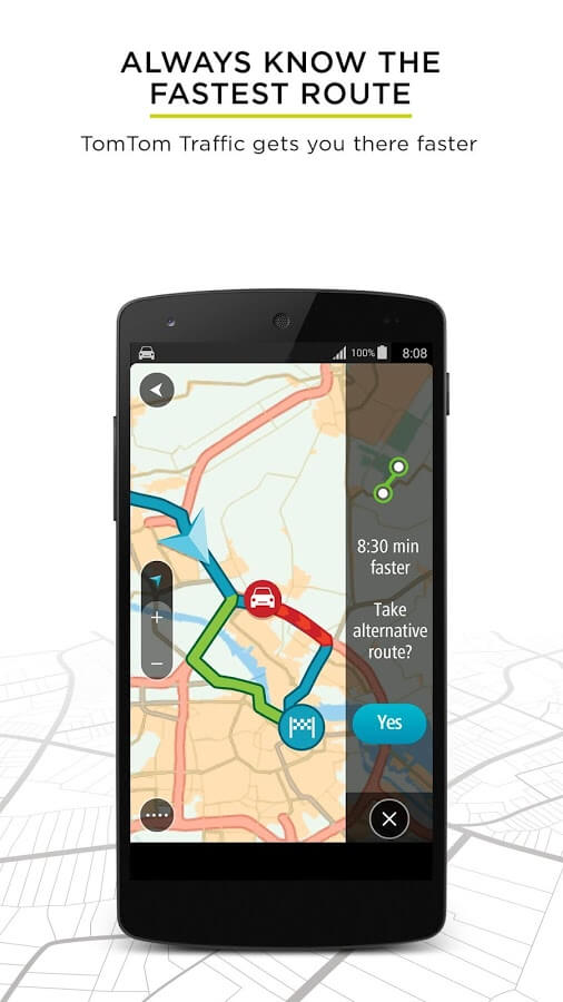 6 best free gps app for android smartphone roonby