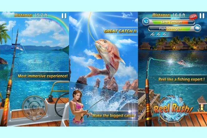 Rapala fishing daily catch – apps on google play.
