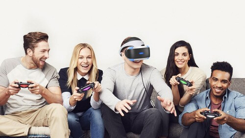 Oculus Rift vs HTC Vive vs PlayStation VR vs Samsung Gear VR The Battle Begins