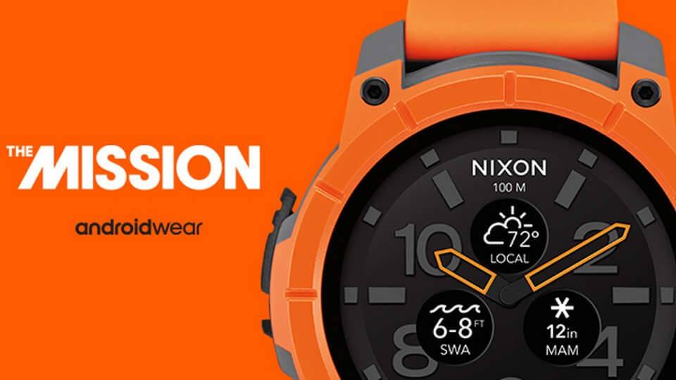 nixon mission 1