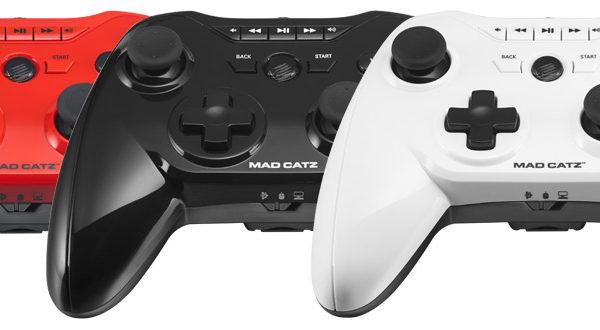 madcatz game controller