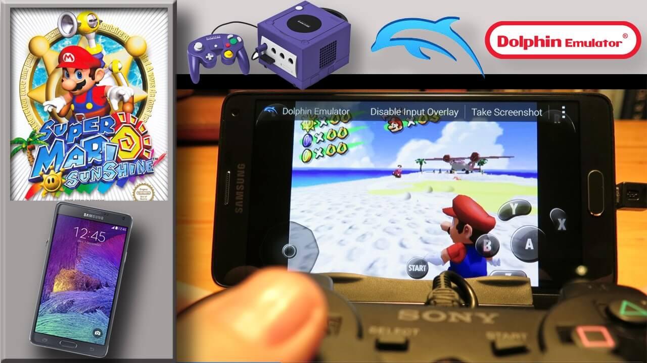 Gamecube Emulator Android