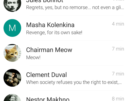 Encryption for Android - Signal Private Messenger