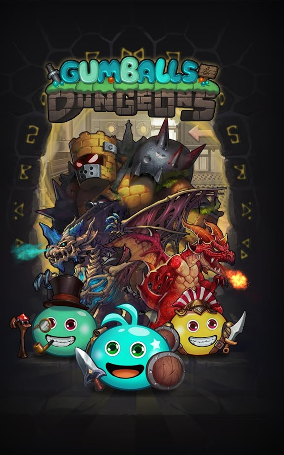 Gumball and Dungeons 1