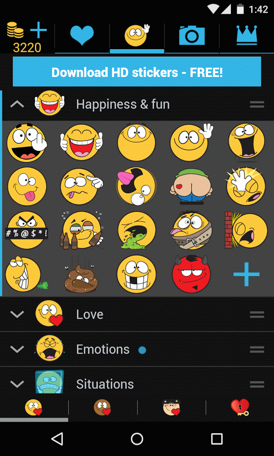download emoji on android