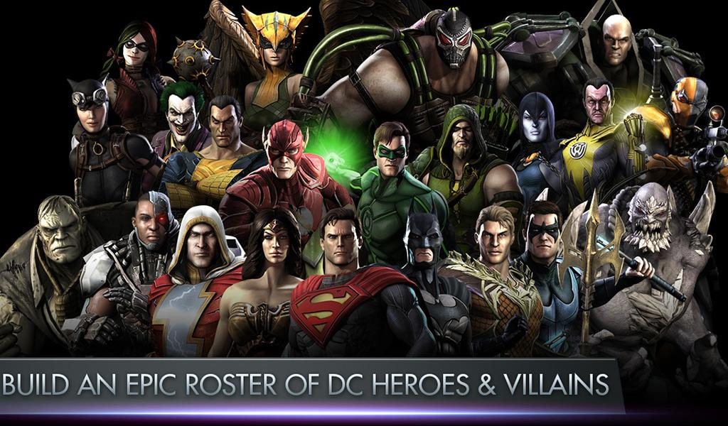 top-free-fighting-games-for-android-injustice-god
