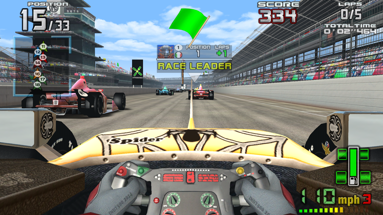 Phone Racing Games For Android Phones indie car racing games for android ladies and gentlemen start indy 500