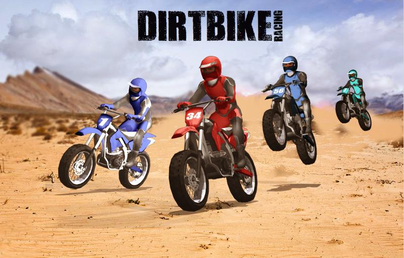 Dirtbike Games On Android Go At High Speed And Climb Up The