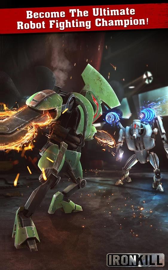 robot-fighting-iron-kill