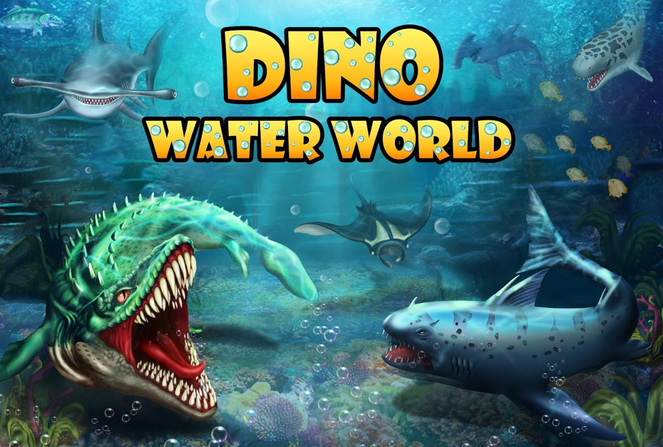 Dinosaurs-games-on-Android-Jurassic-Dino-Water-World.jpg